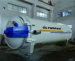 China Lamination glass autoclave supplier