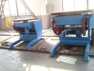 China Horizontal Pipe Welding Positioners With VFD Remote Control , 360° Rotating supplier