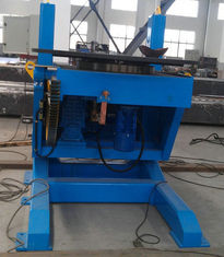 China Small Automatic Welding Pipe Turning Positioner with 1400mm Dia. Table supplier