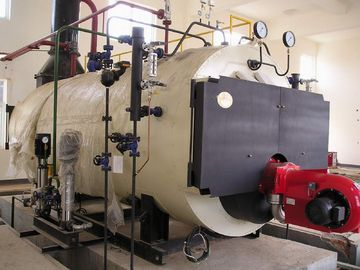China Automatic Three Pass 380v 50Hz Oil Gas Fired Steam Boilers, 0.5 Ton distributor
