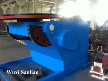 China Automatic 10T Elevating Weld Positioner , 0.14 rpm Tilting Speed Welding factory