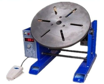China Fixed Rotary Welding Positioner with 1000mm Diameter Table for Pressure Vessel factory