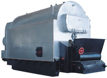 China 10 Ton Wood Gas Fired Steam Boiler / Electric Steam Boiler for sterilization distributor
