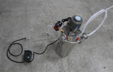 China 20L Dispensing Stainless Steel Pressure Vessel For AB Glue / Epoxy distributor