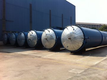 China Saturated Steam Wood Autoclave / Wood Block Machine High Temperature factory