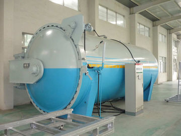 China Automatic Laminated Vulcanizing Autoclave Industrial Φ3m , High Efficiency factory
