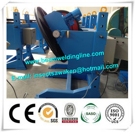 China Variable Speed Rotation Pipe Weld Positioner Lift Welding Table factory
