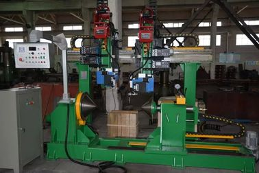 China Head Tailer Valve  Pipe Welding Positioner CO2 Gas Shield Welding factory
