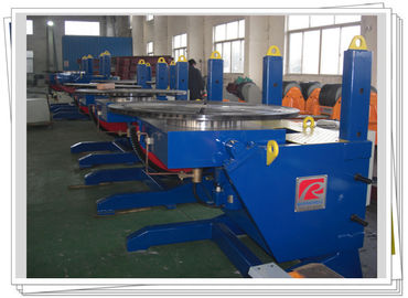 China Height Adjustable Rotary Tilting Welding Manipulator For Pipe Elbow Shaft factory