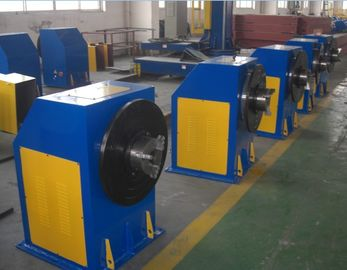 China Adjustable Height Rotary Welding Positioners , Automatic Welding Turning Table factory