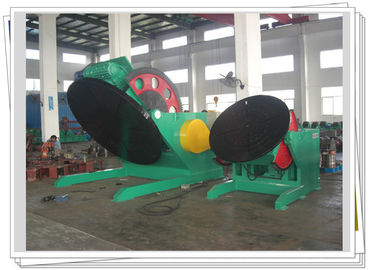 China 3000kg Rotary Tilting Welding Turning Table With VFD Speed Control factory