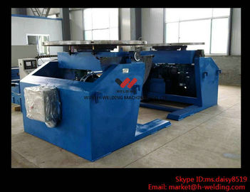 China 10000Kg Standard Pipe Welding Turntable Positioner For Petro-Chemical Industry factory