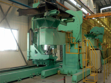 China 1000kg Automatic Welding Positioner for Heavy Industry factory