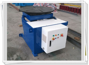 China Pendant Control Heavy Duty Welding Table / Welding Turn Table factory